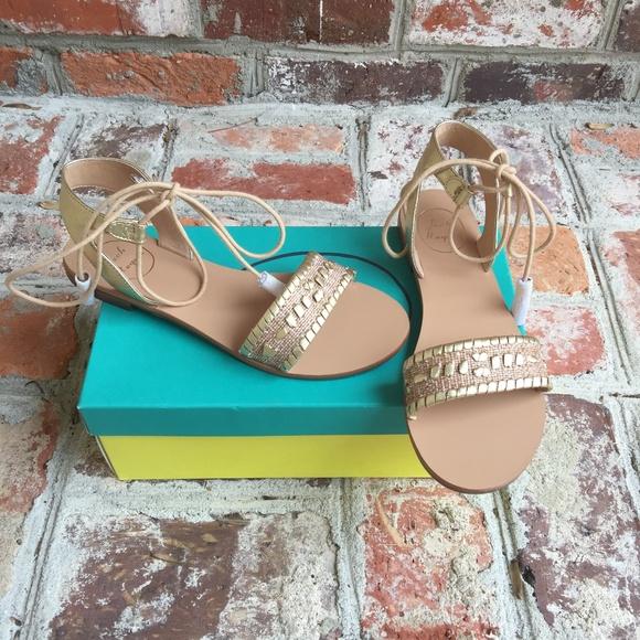 43886d07b Jack Rogers Shoes | Tate Raffia New 8 | Poshmark